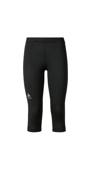 Odlo Sliq Tights 3/4 Women black